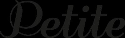 Logotype Guldbolaget Petite