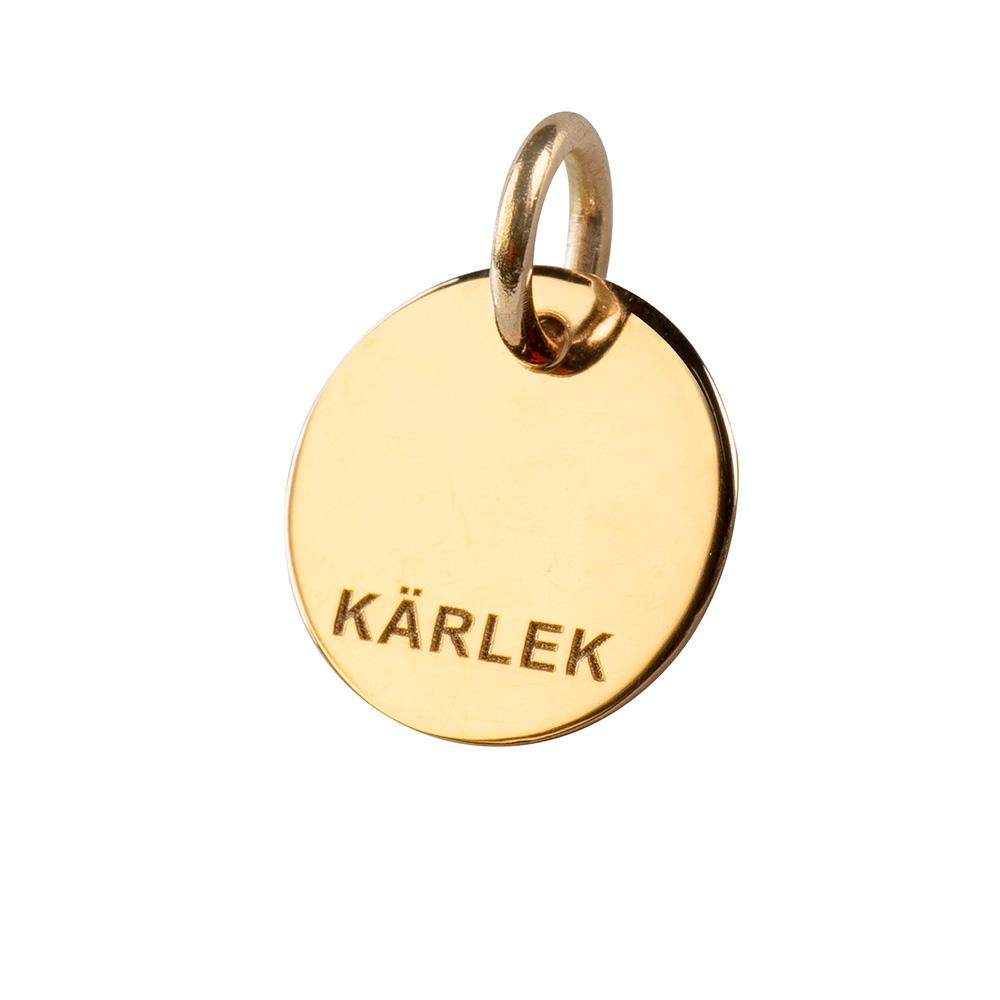 Guldbolaget Charms/hängen