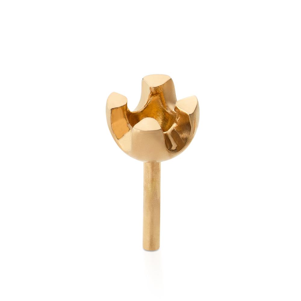Enstensörhänge EF2 / One stone earring EF2