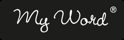 Logotyp Guldbolaget My Word
